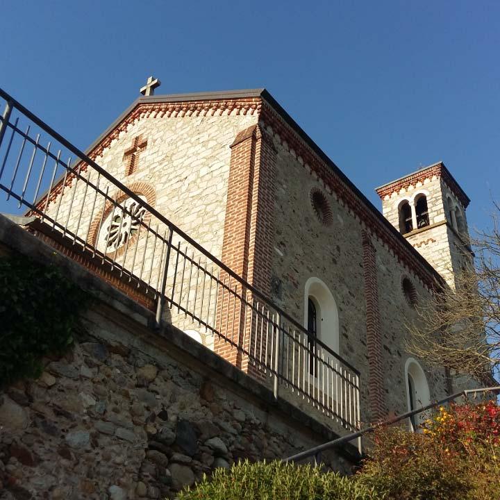 chiesa santo alessandro santa cristina di borgomanero novara