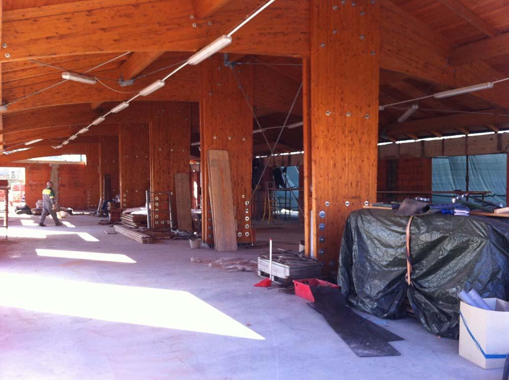 costruzione centro don luciano lilla