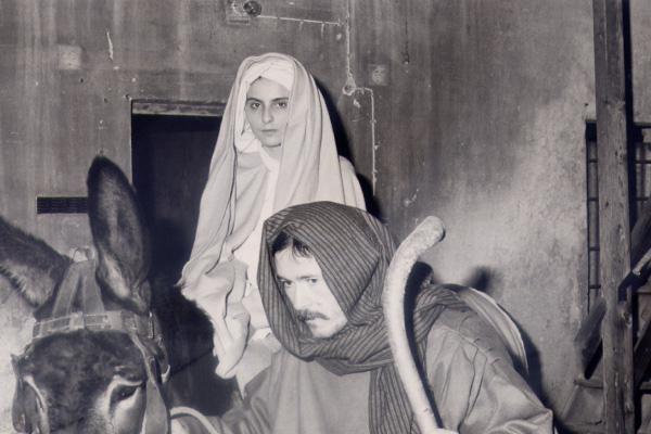 presepe vivente santa cristina borgomanero novara
